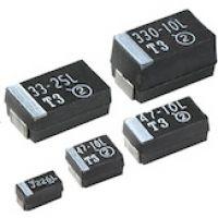 5x 293D476X9016C2TE3 Capacitor tantalum 47uF 16V SMD Case C ±10/% VISHAY